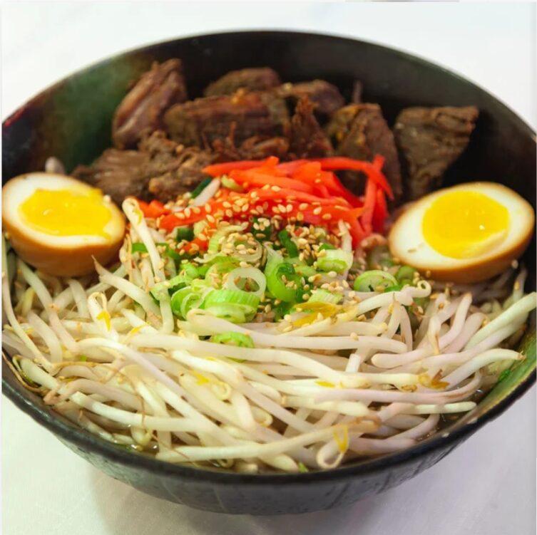 7. Beef Ramen