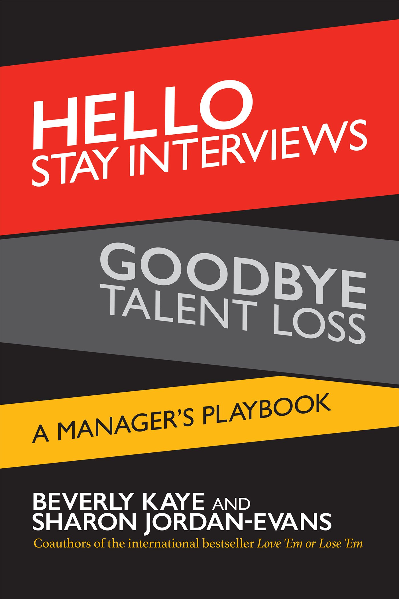 Hello Stay Interviews Cover