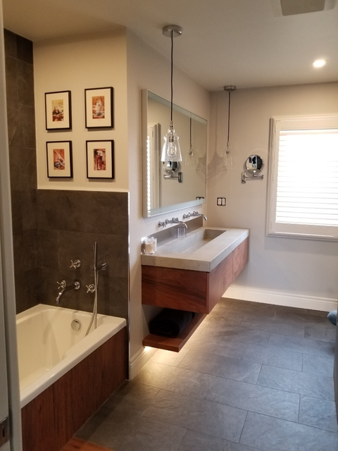 durham bathroom renovation