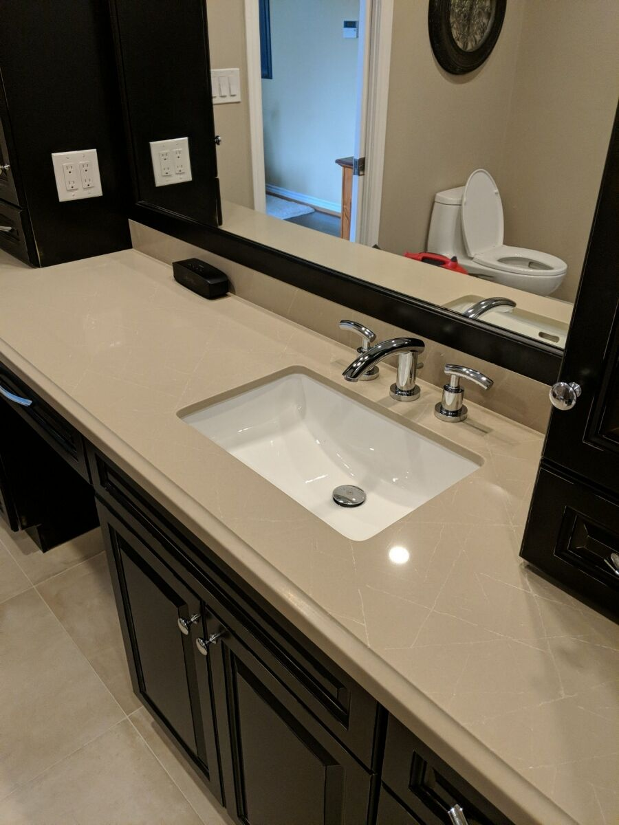 Bathroom Renovation durham region clayson construction services