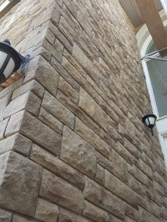 veneer stone renovations clayson construction services durham