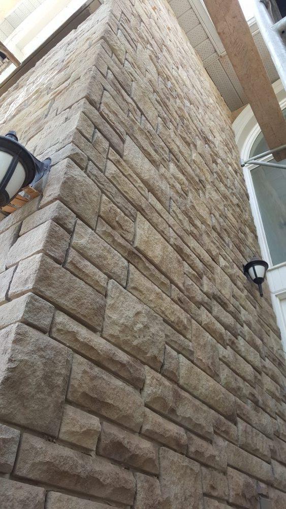 masonry veneer stone renovations clayson construction services durham