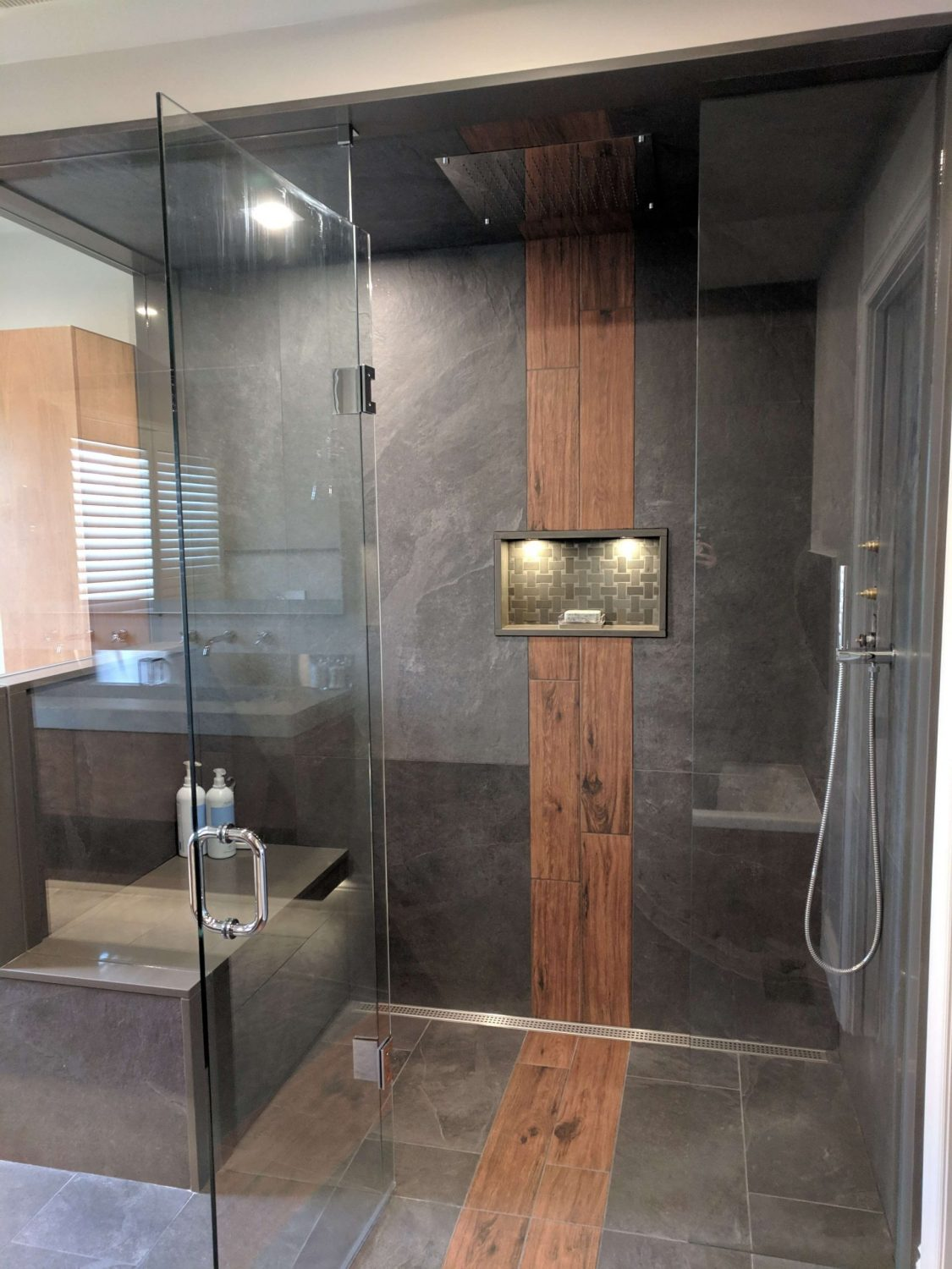 durham bathroom renovation and shower installation