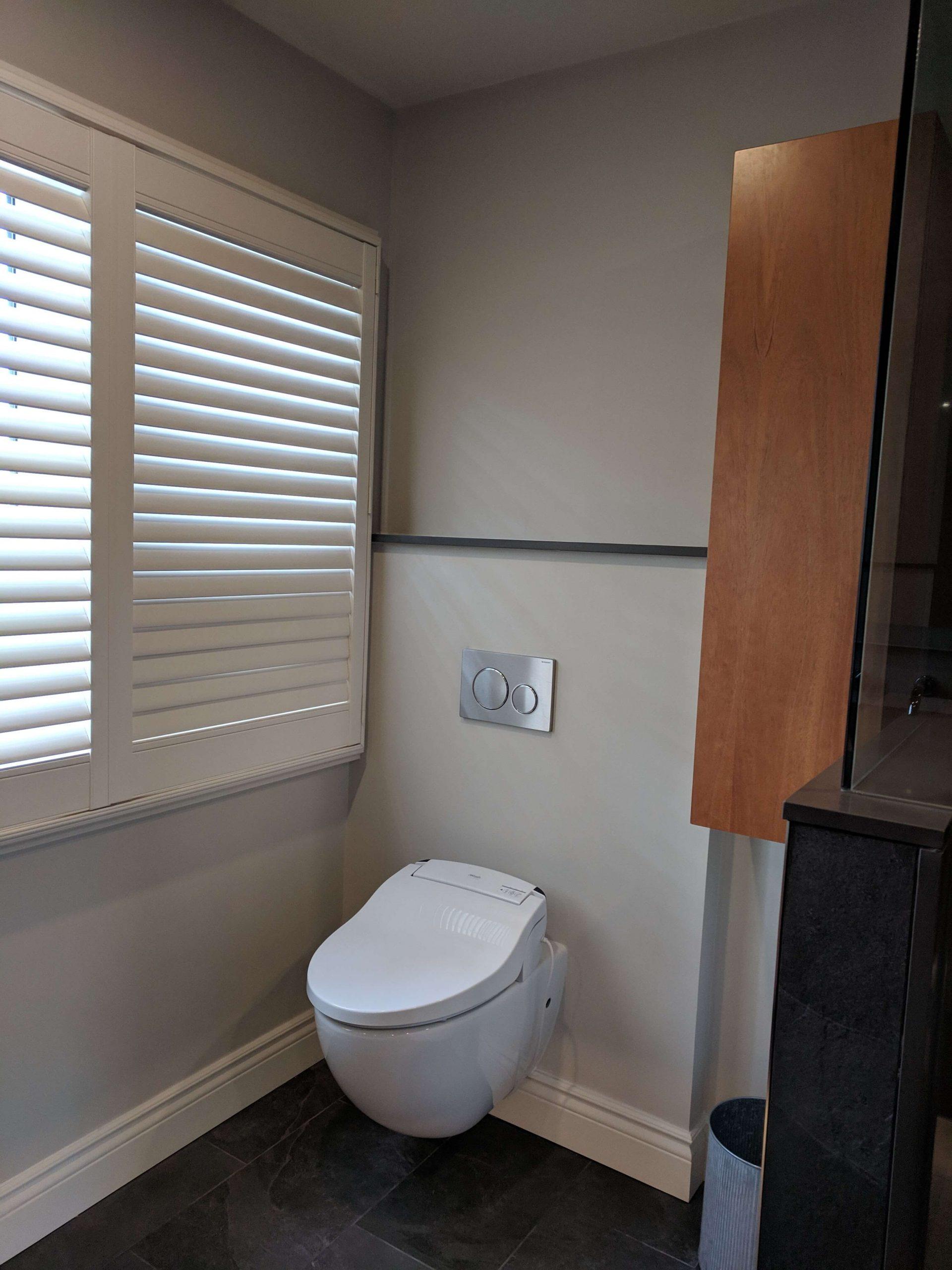 durham bathroom renovation and toilet installation