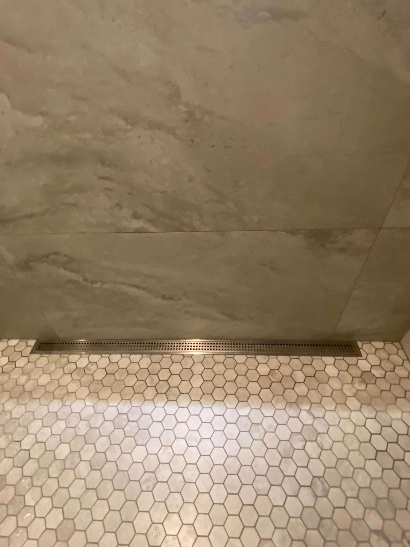 Durham Bathroom Tile Renovation