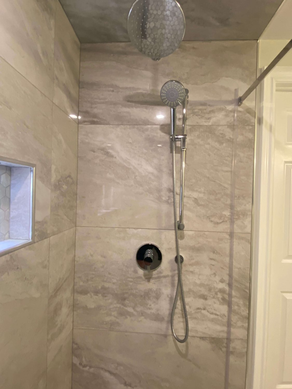 Durham Shower Renovations