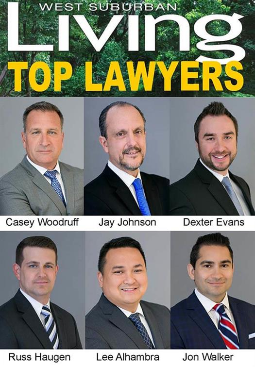 West Suburban Living Top Lawyers