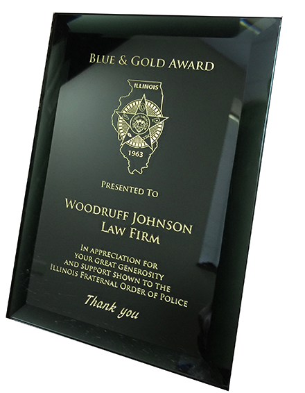 Blue & Gold Award