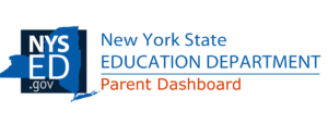 NYSED Parent Dashboard button