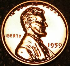 Lincoln Memorial Cent 1959 - 2008