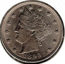 Liberty Nickels 1883 - 1913