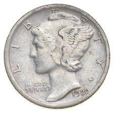 Mercury Dimes 1916 - 1945