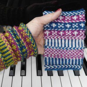 Braided Wristlets