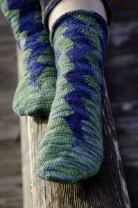 ITR next steps-Willamette sock