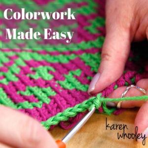 KWhooley - Colorwork Made Easy