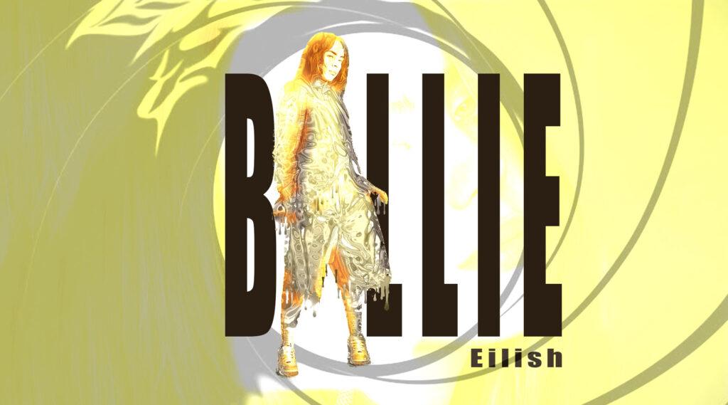 Billie Eilish takes on Bond