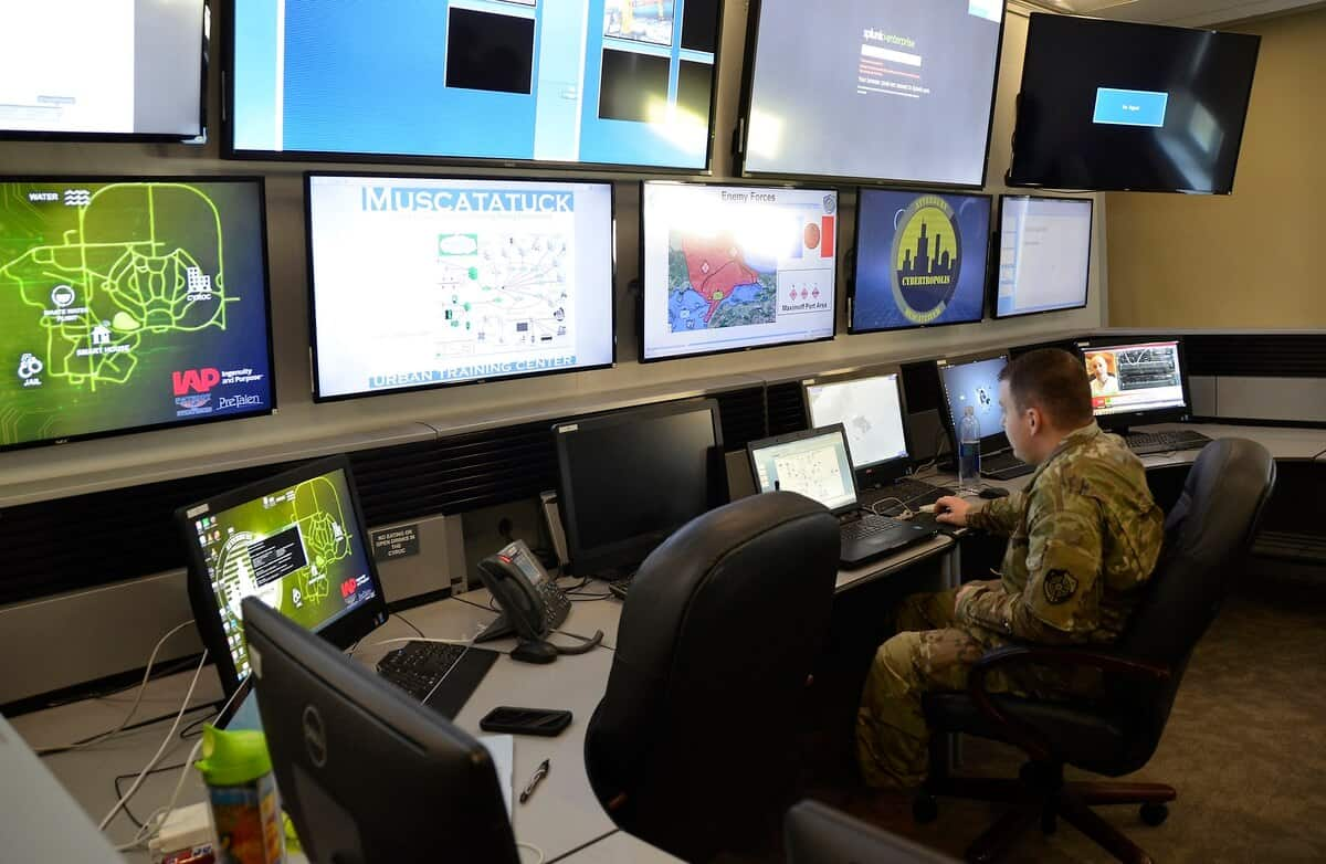 How Congress Wants To Help Sync Military Cyber