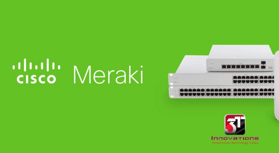 Why We Offer Cisco Meraki Cloud Networking