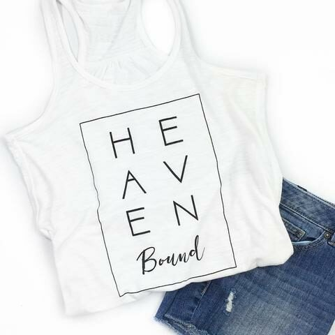 t-shirt Heaven-Bound-Tank