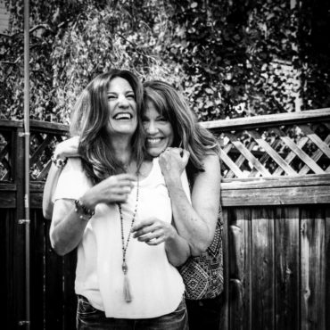Lori and Val