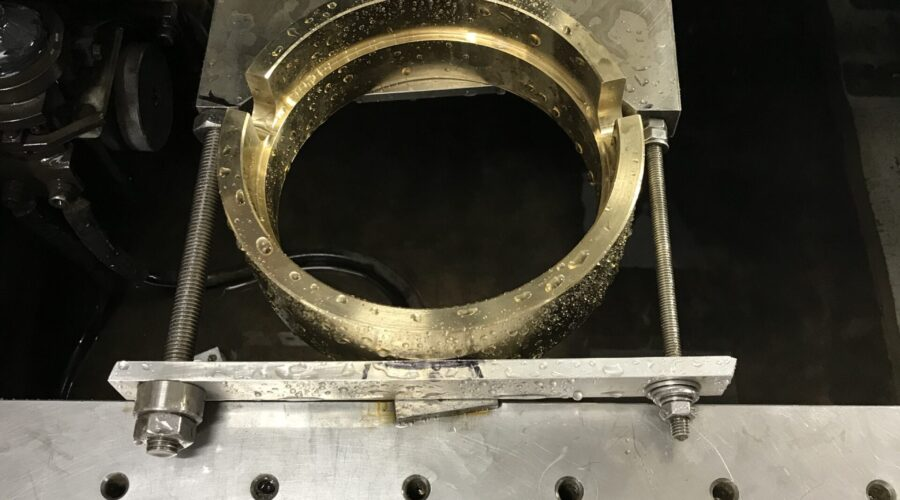 tooling to hold parts