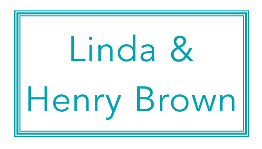 Linda & Henry Brown
