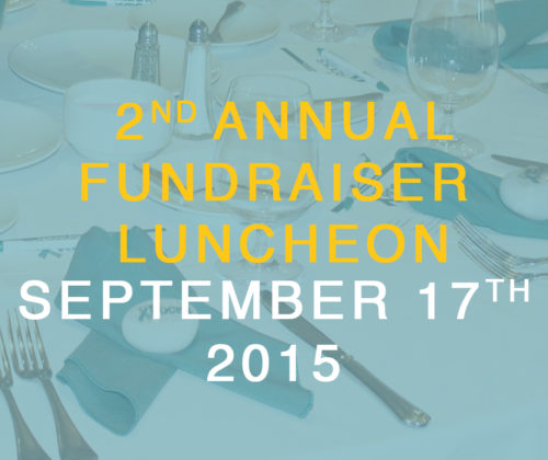 2nd Annual Luncheon