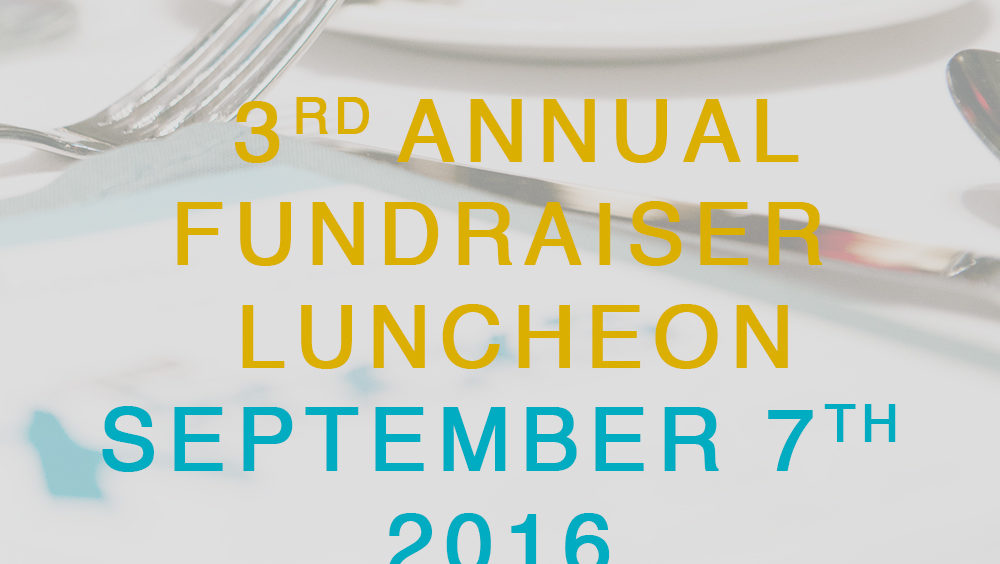 3rd Annual Luncheon