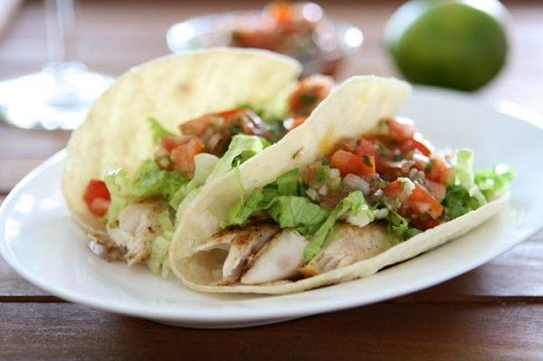 Barramundi Tacos
