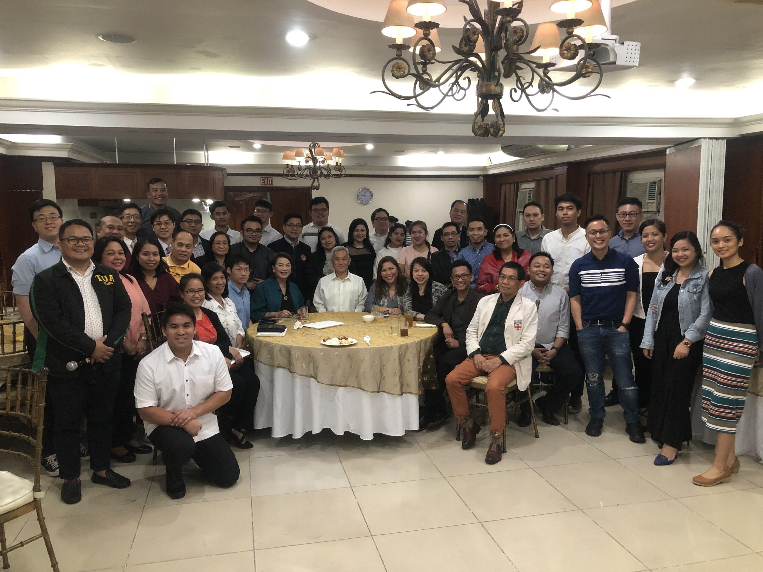 2019 Taiwan Alumni Dinner