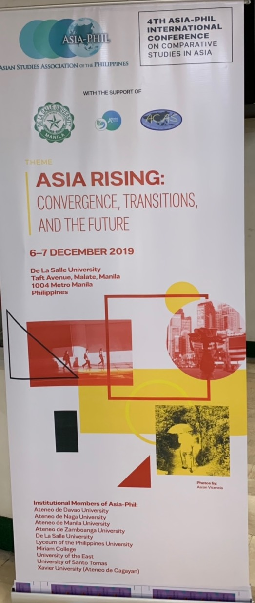 ASIA RISING:CONVERGENCE,TRANSITIONS,AND THE FUTURE