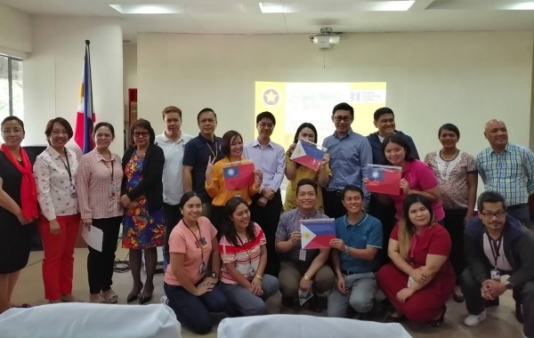 Taiwan's MOE funds 1st Mandarin course at Philippines Polytechnic University