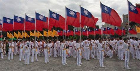 Annual reception in celebration of the National Day of the Republic of China (Taiwan)
