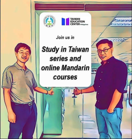 Study in Taiwan Series and Online Mandarin Courses
