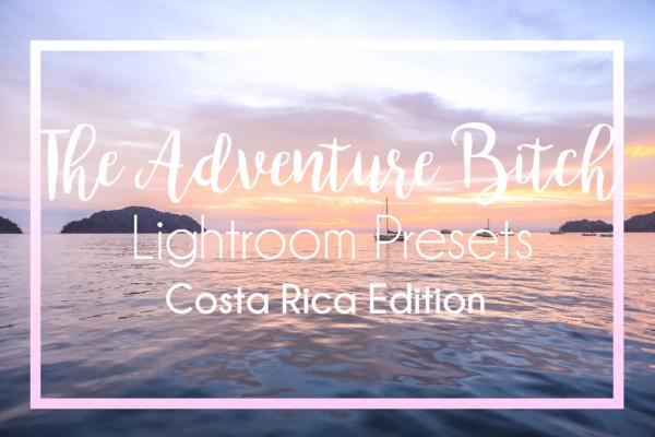 Costa Rica Lightroom Presets