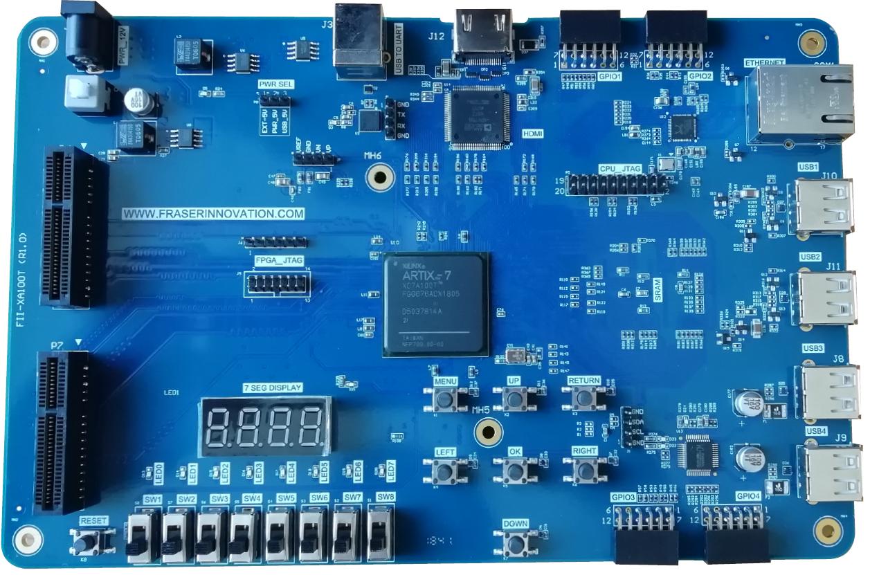 Risc-V Development Board