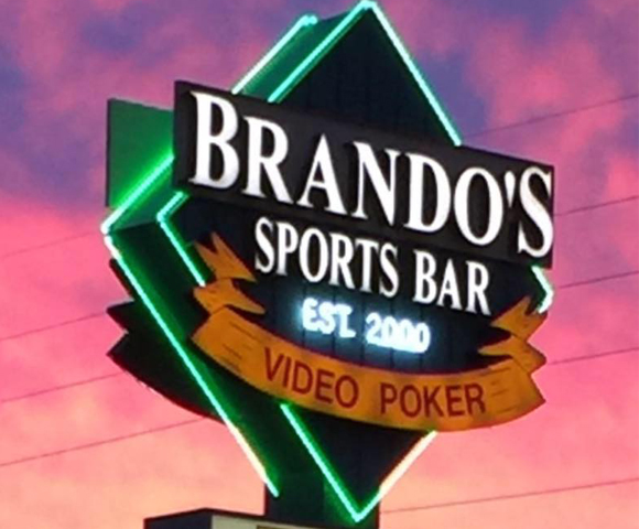 Brando's Sports Bar Puck Party info here!