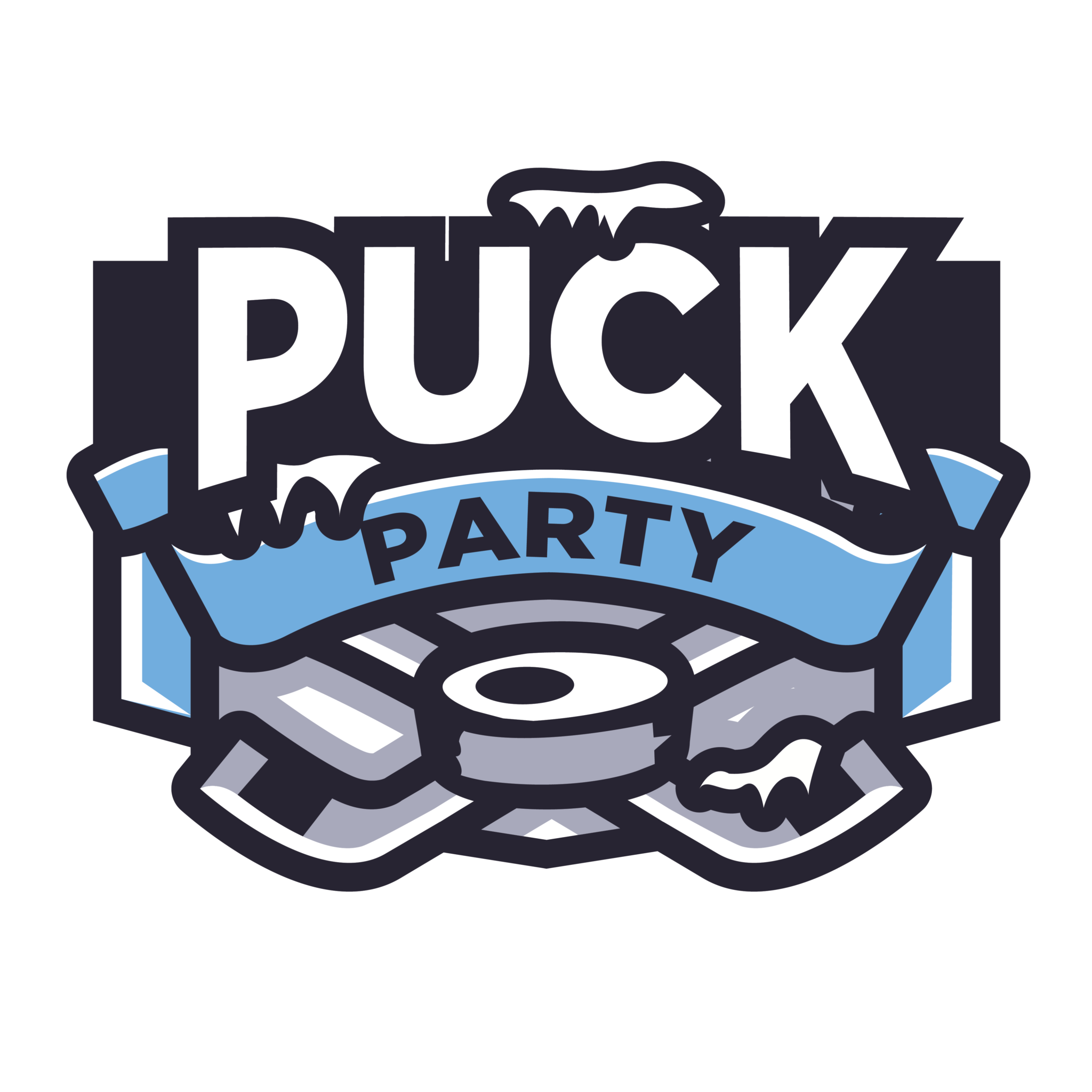Bud Light Puck Parties