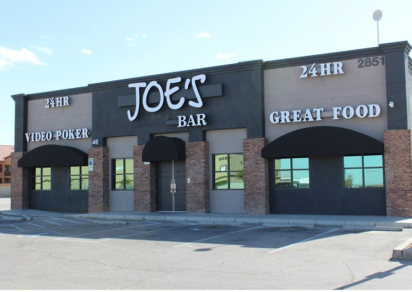 Joe's Bar & Grill Puck Party info here!