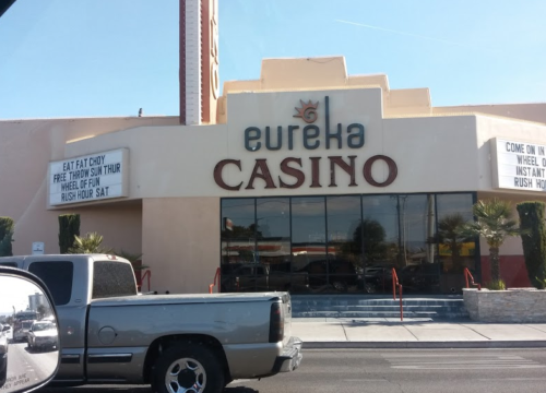 Eureka Casino Puck Party info here!
