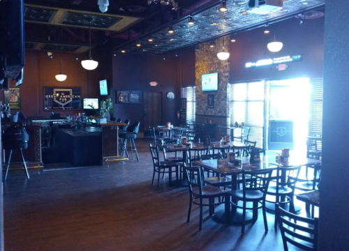 Great American Pub – Henderson Puck Party info here!