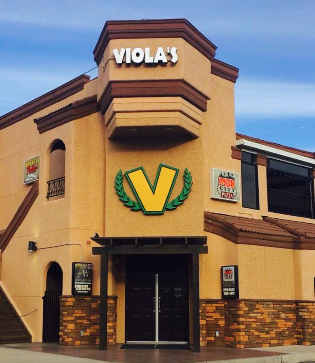 Viola's Tavern and Gaming Puck Party info here!