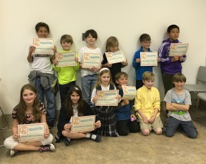 The Ocean Springs Scratch class graduates.