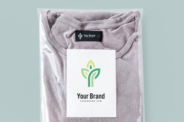 Your Brand Tshirt in Bag