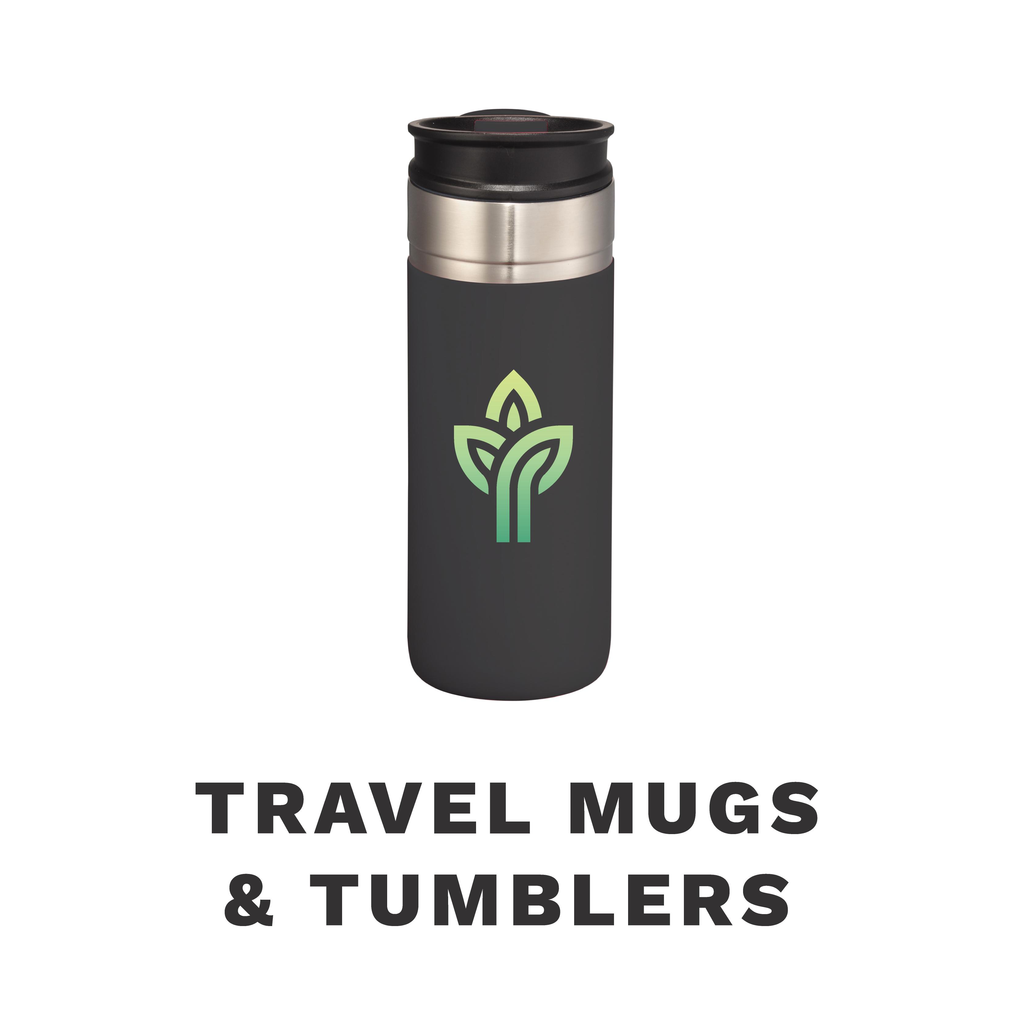 Your brand coffee tumbler