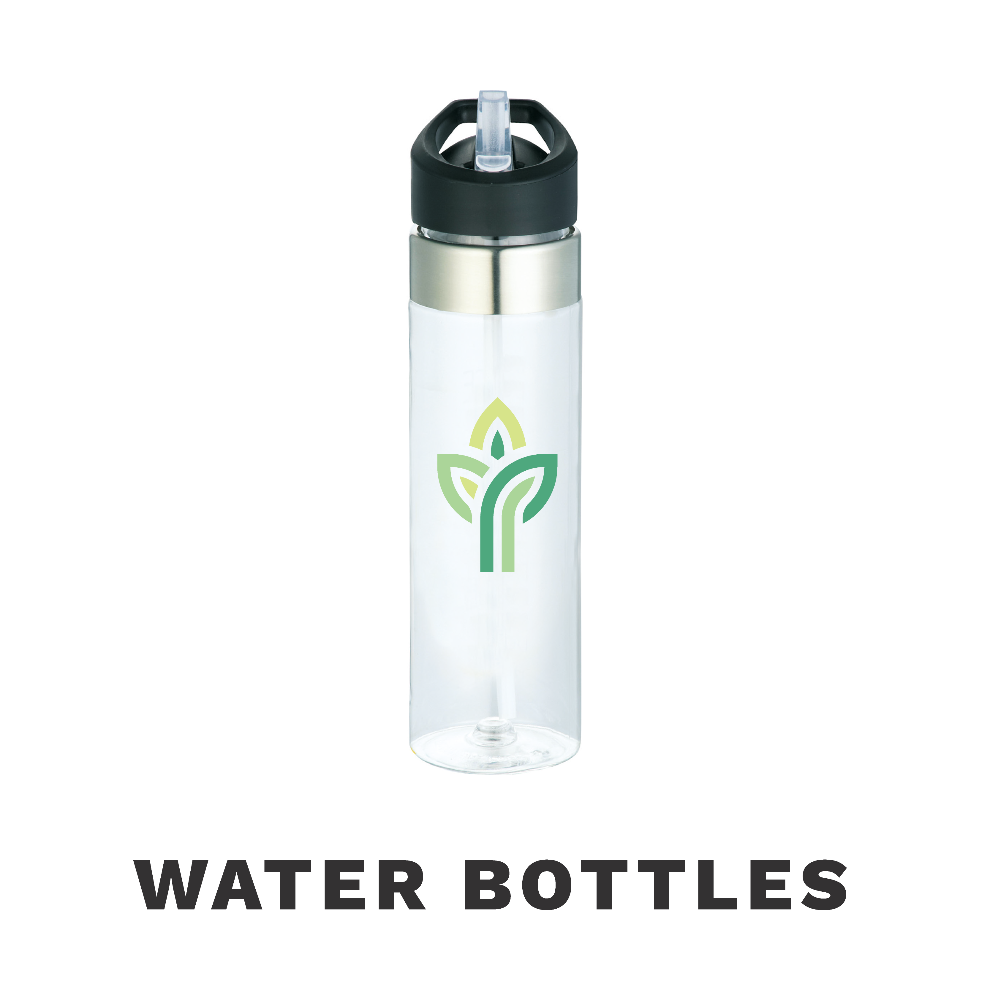 Your brand water bottle