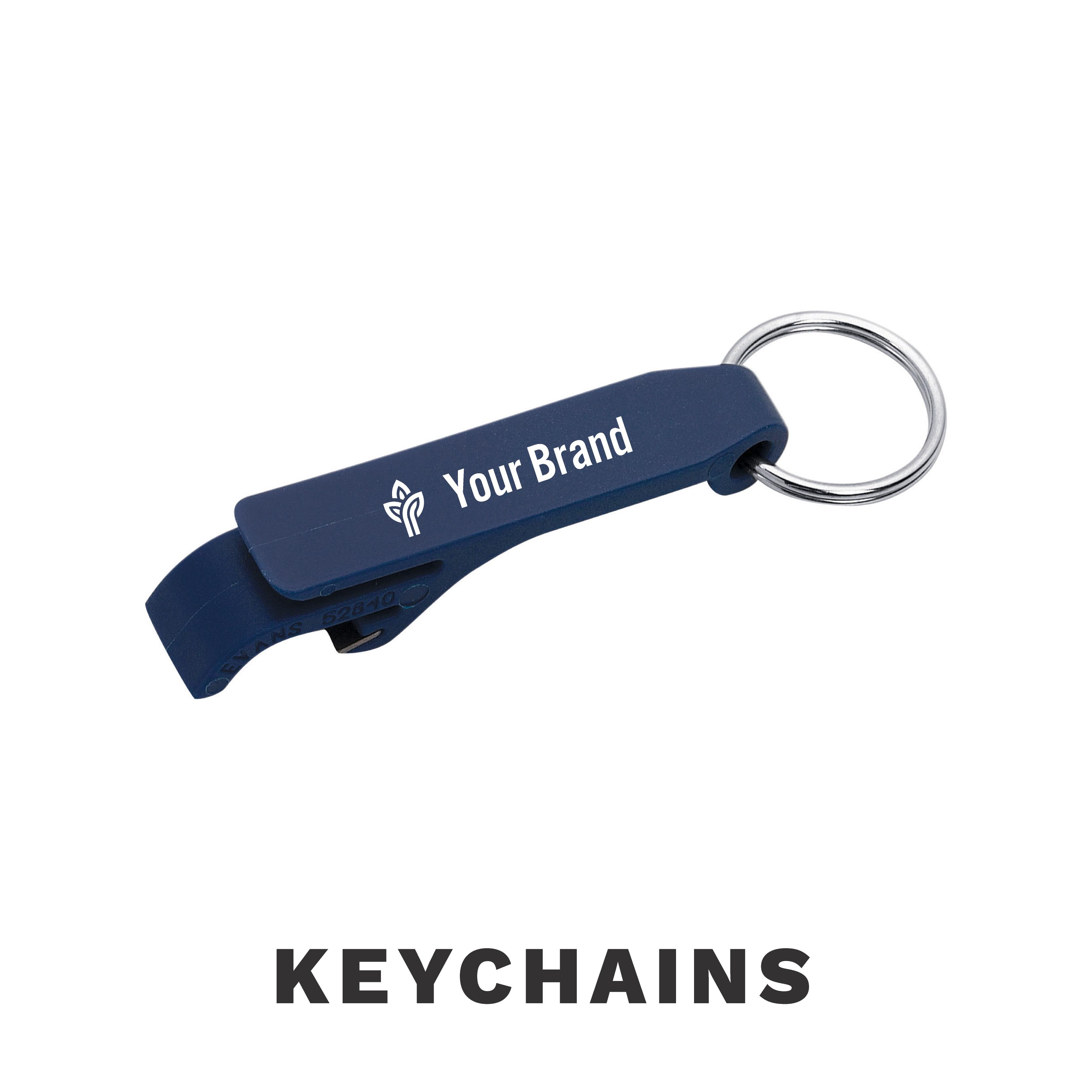Your brand keychain