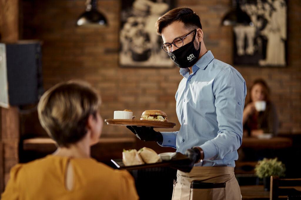 restaurant face masks philadelphia