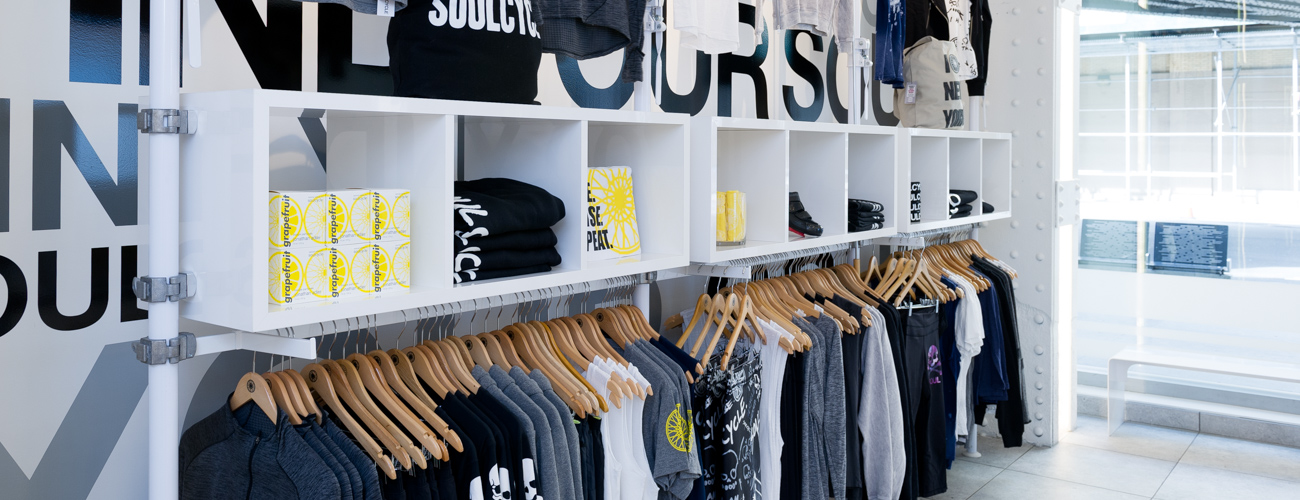 Why Your Gym or Fitness Club Should Be Selling Merch