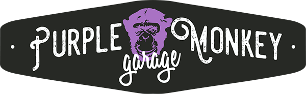 Purple Monkey Garage